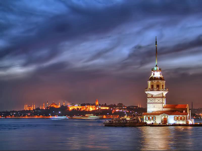 مرشد سياحي في تركيا