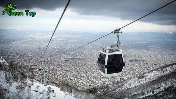 برنامج سياحي في اسطنبول طرابزون اوزنجول