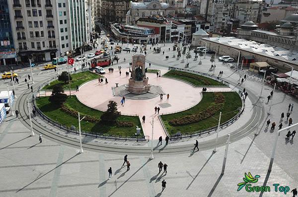 الأماكن السياحية في اسطنبول