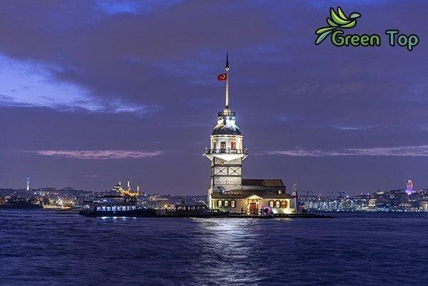 برج البنت