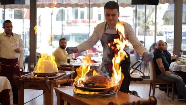 مطعم المدينة اسطنبول | دليل مطاعم اسطنبول