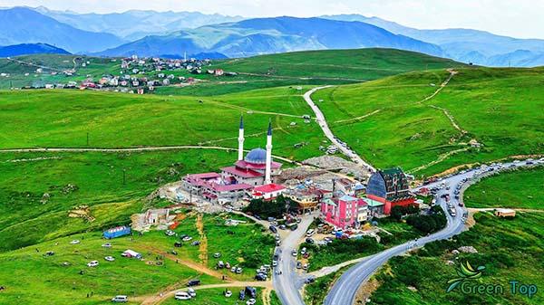 شمال التركي