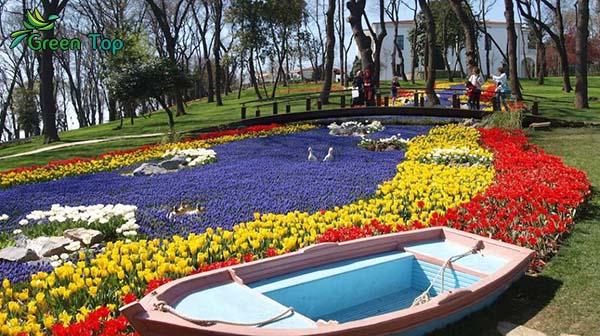 حدائق اسطنبول