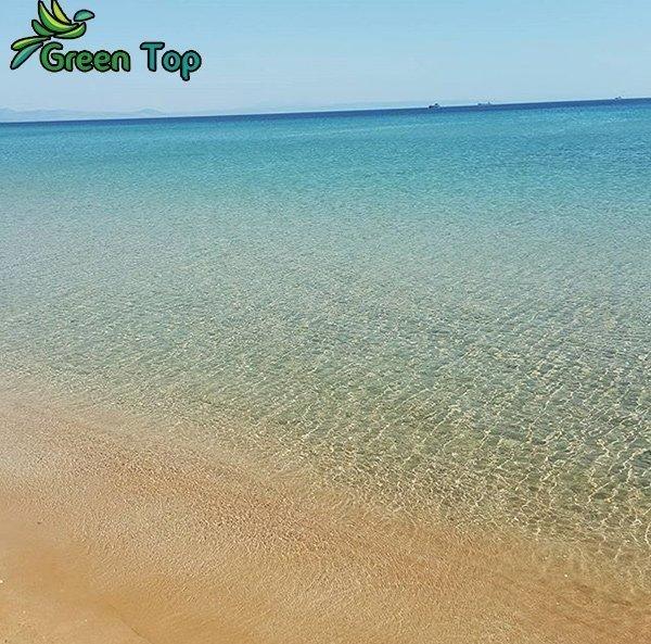 شواطئ جزيرة بوزكادا