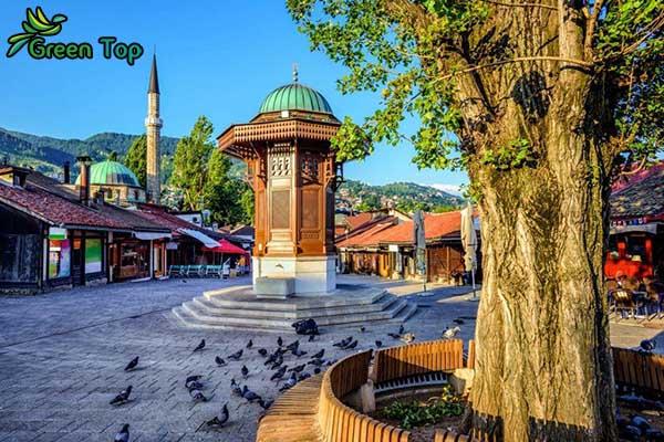 زيارة إلي البوسنة