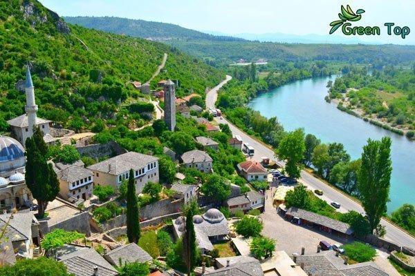 رحلة إلي البوسنة