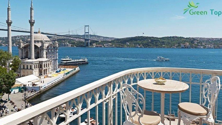 افضل المناطق السياحية في اسطنبول