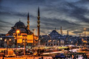 السياحية فى اسطنبول