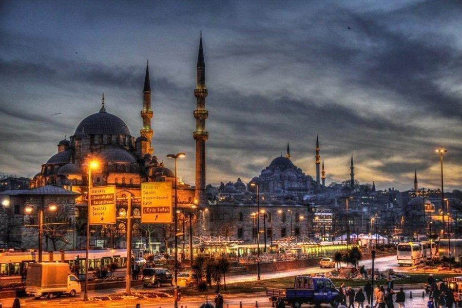 السفر الى اسطنبول - مسجد السلطان أحمد