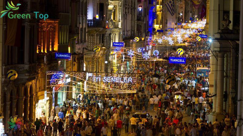 السفر الى اسطنبول وأفضل الأماكن السياحية هناك - الجامع الأزرق بإسطنبول(مسجد السلطان أحمد) -الاستقلال-باسطنبول-تركيا