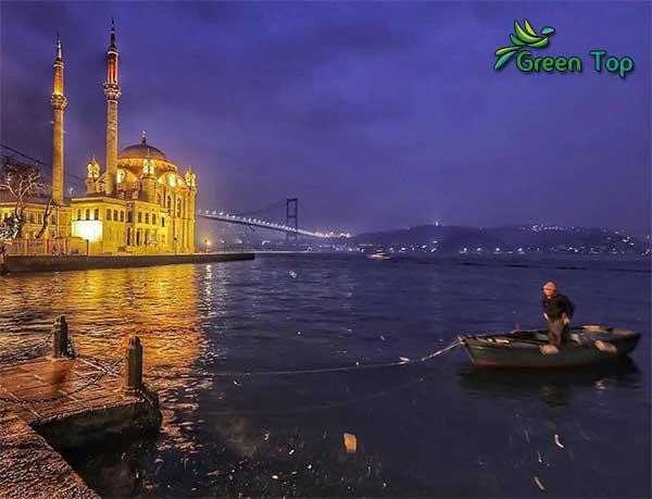 سياحية فى اسطنبول السياحة فى تركيا