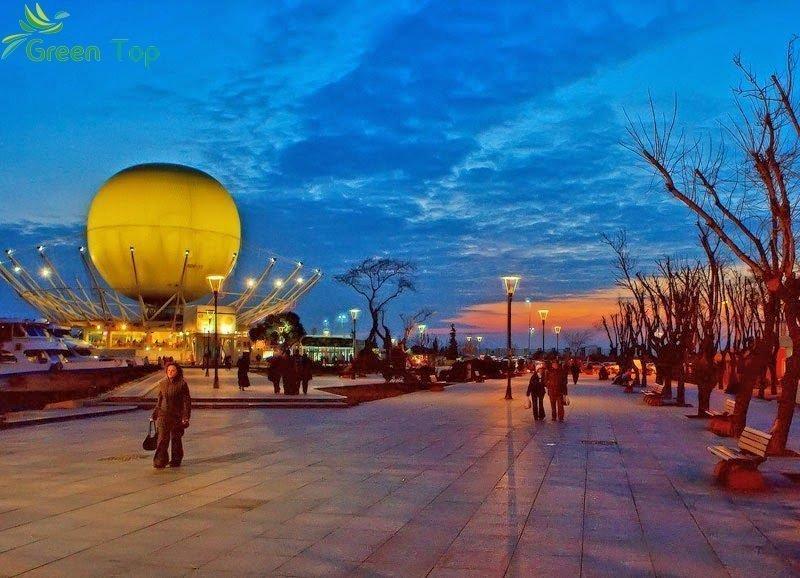 السفر الى اسطنبول وأفضل الأماكن السياحية هناك - الجامع الأزرق بإسطنبول(مسجد السلطان أحمد) -كاديكوي-باسطنبول
