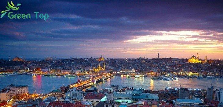 السفر الى اسطنبول وأفضل الأماكن السياحية هناك - الجامع الأزرق بإسطنبول(مسجد السلطان أحمد) -امينونو-السفر-الى-اسطنبول