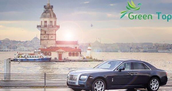 تاجير سيارة مع سائق فى تركيا