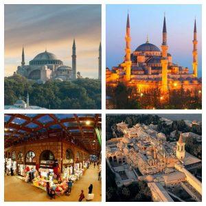 اشهر المعالم السياحية فى اسطنبول