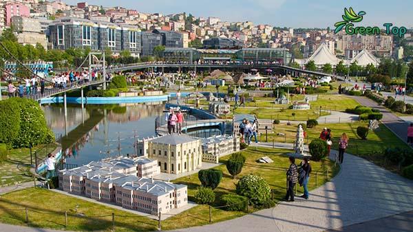 رحلة مدينة اسطنبول