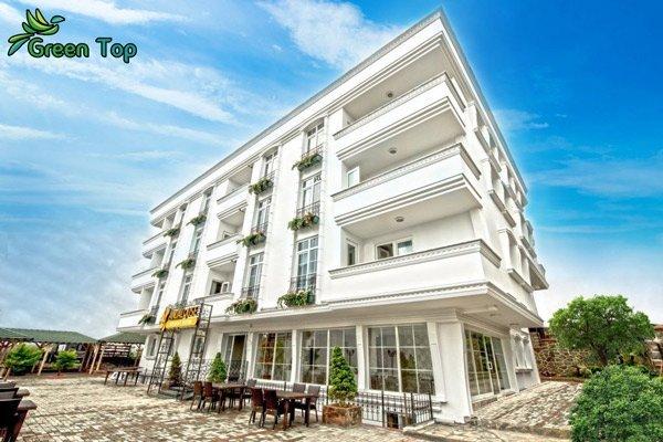 فندق أندلس إليغنت سويت :