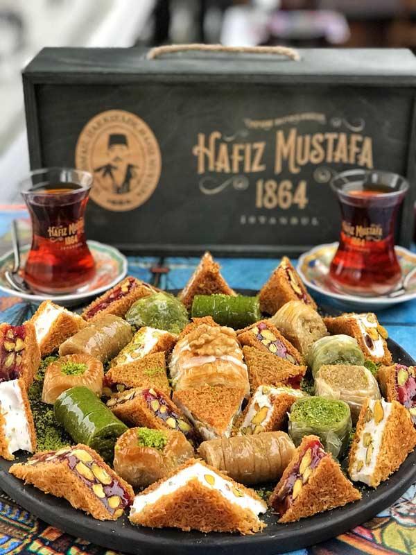مطعم المدينة اسطنبول